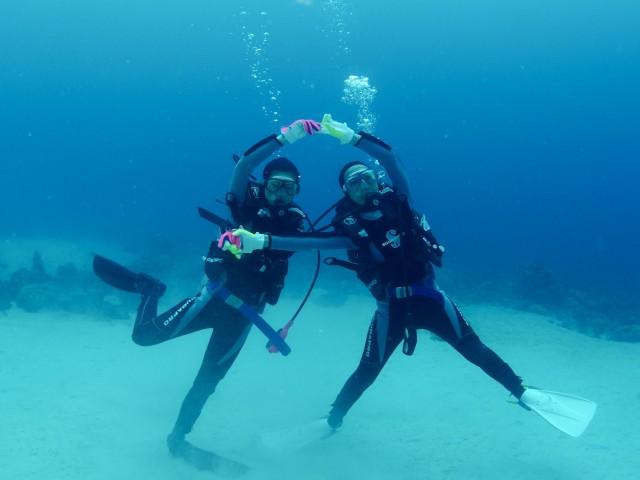 ケラマ 体験ダイビング